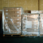 Pallet Covers - Clear - 1 Mil