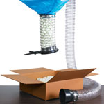Flo-Vac Loose Fill Vacuums & Dispensers