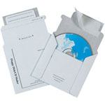 Foam Lined CD Mailers