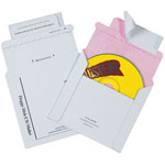 Tyvek Lined CD Mailers