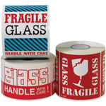 Glass & Liquid Labels