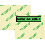 "Environmental ""Clear Face"" Document Envelopes"