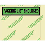 "Environmental ""Packing List Enclosed"" Envelopes - Large"