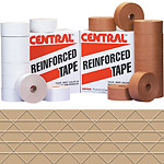 Central Reinforced Tape