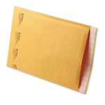 "10 1/2"" x 16"" (No. 5) Jiffylite® Kraft Self-Seal Bubble Mailers"