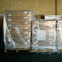 "41"" x 31"" x 72"" - 2 Mil  Clear Pallet Covers"