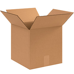 "12"" x 12"" x 12"" Corrugated Boxes"