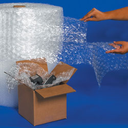"3/16"" x 12"" x 175' - (1) U.P.S.able Perforated Bubble Wrap® Roll"