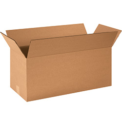 "24"" x 10"" x 10"" Long Corrugated Boxes"