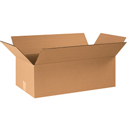 "24"" x 12"" x 8"" Corrugated Boxes"