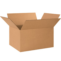 "24"" x 17"" x 12""  Corrugated Boxes"
