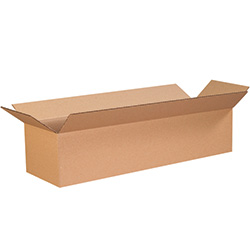 "26"" x 6"" x 6"" Corrugated Boxes"