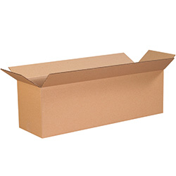 "26"" x 8"" x 8""  Long Corrugated Boxes"