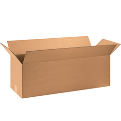 "40"" x 12"" x 12""  Long Corrugated Boxes"