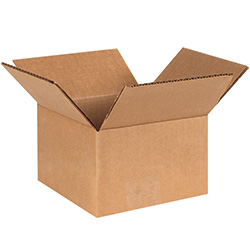 "5"" x 5"" x 3"" Corrugated Boxes"