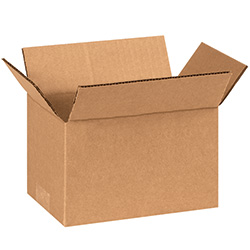 "8"" x 5"" x 4"" Corrugated Boxes"