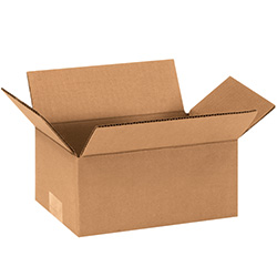 "9"" x 5"" x 4""  Corrugated Boxes"