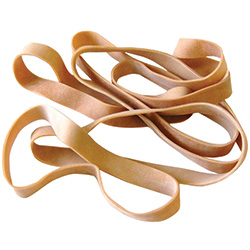 "5/8"" x 8"" Rubber Bands"
