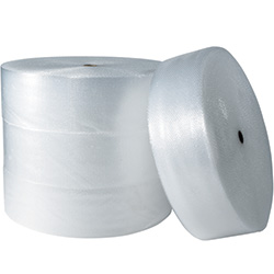 "1/2"" x 12"" x 250' - (4) Air Bubble Rolls"