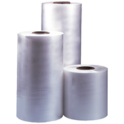 "22"" x 60 Gauge x 4375' Intertape - Exlfilm Polyolefin Shrink Film"