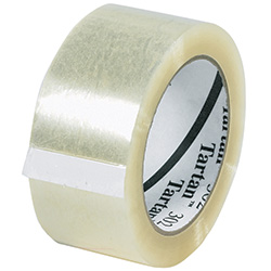 "2"" x 110 yds. Clear 3M - 302 Carton Sealing Tape (1.6 Mil)"