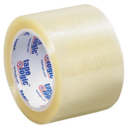 "3"" x 110 yds. Clear Tape Logic™ 1.6 Mil Acrylic Tape"
