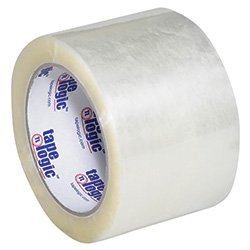 "3"" x 110 yds. Clear (6 Pack) Tape Logic™ #800 Hot Melt Tape"