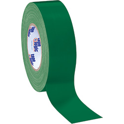 "2"" x 60 yds. Green (3 Pack) Tape Logic™ 10.0 Mil Duct Tape"
