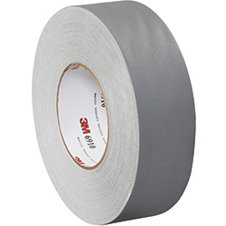 "2"" x 60 yds. Silverk 3M - 6910 Gaffers Tape (12.0 Mil)"