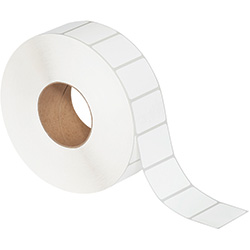 "2 1/4"" x 1 1/2"" Thermal Labels - 4308 Labels per Roll"