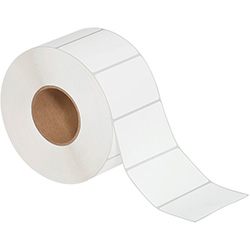 "4"" x 2 1/2""  Thermal Labels - 2400 Labels per Roll"