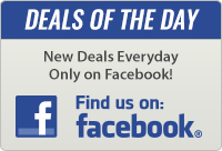Faceook Deal of the Day