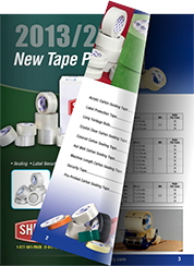 New Tape Products