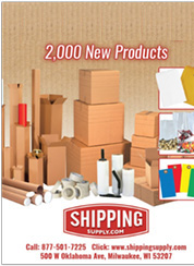 Shipping Supply Catalog