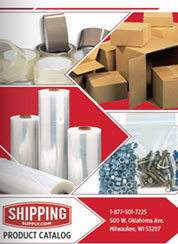 2016 Shipping Supply Catalog