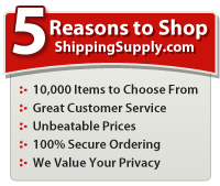 Reasons to Shop ShippingSupply.com