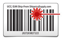UCC/EAN Ship-From ShippingSupply.com